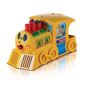 Nebulizador Infantil Chu-chu-train San-up