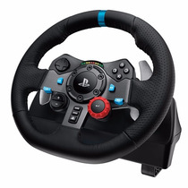 Volante Logitech G29 Driving Force Pc Ps3 Ps4 Juegos Autos
