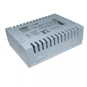 Reator Eletrônico Tubular 2x40/36w Bivolt Ecp