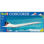 Avion Concorde British Airways 1/144 - Revell 04257