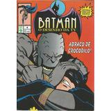 Batman O Desenho Da Tv 04 - Abril - Bonellihq Cx428