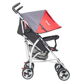 Coche Spin Marca Infanti Color Rojo Paraguas Nuevo