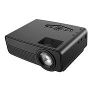 Mini Projetor Portátil Led 800 Lumes Filme Video Aula S280