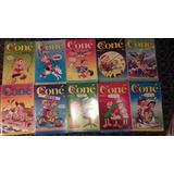 Colección De Revistas Cone, 67 Revistas (del 1 Al 63 + 4 )