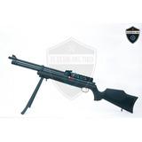 Rifle Hatsan At 44s 10 Pcp 5.5mm 10 Tiros Bipode De Regalo