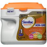 Similac Sensitive No-gmo Fórmula Infantil, !