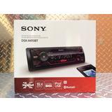 Auto Estéreo Sony Dsx-a410bt Bluetooth Usb Auxiliar Ipod Fm