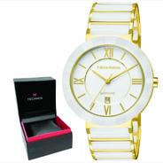 Relógio Technos Feminino Original C/garantia Nf 2015bv/4b