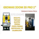 Estación Total Zoom 35 Pro 1 Nuevas Con Garantía Tienda