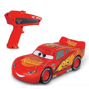 Disney Carros 3 Crazy Crash Mcqueen Rc - Envio Imediato