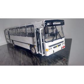 Miniatura Onibus Busscar Urbanus 1/18 Em Aço