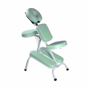 Cadeira De Quick Massagem Promoção - Carci - Verde Turquesa
