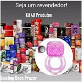 Kit Sexshop Erotico 40 Produtos Atacado Revenda Sex Shop