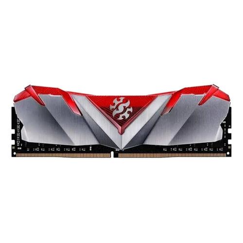 Memória RAM Gammix D30 color Red  16GB 1x16GB XPG AX4U3000716G16A-SR30