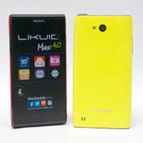 Teléfono Android Likuid Max 4.0 Pantalla Dañada