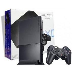 Playstation2 Desbloqueado Na Caixa 2 Controles Memoricard
