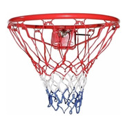 Aro De Basquet - Basket Nº 7 Reforzado Con Red - Exahome