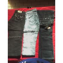Lote De Jeans Embrujo