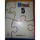 Manual 5 Santillana Bonaerense Conexiones,envio Gratis