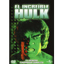 Dvd Original El Increible Hulk Bill Bixby Jack Colvin Marvel