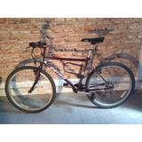 Bicicleta Vairo Violeta Rodado 26