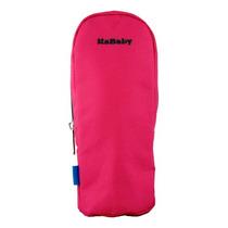 Bolsa Porta Mamadeira Térmico Kababy Cores Azul, Rosa Preto