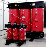 Transformador A Seco 150kva, 13.800v Á 11.400v, 220v/127v