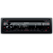 Autoestereo Bluetooth Sony Mex-n4300bt Cd Usb Android iPhone