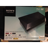 Blu-ray Sony Bdp-s1100 Hdmi Usb Netflix Youtube