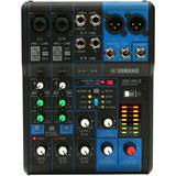 Consola Yamaha Mg06x