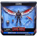 Marvel Legends Civil War Falcon 3,75