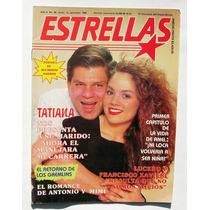 Tatiana, Alejandra Guzman Revista Estrellas No. 94, Año 1990
