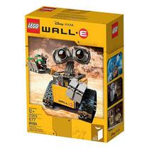 Lego Wall-e Disney Pixar 21303 Solo Caja E Instructivo