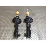 Par Amortiguadores Delanteros Suzuki Sx4 Mod 07-14 Original
