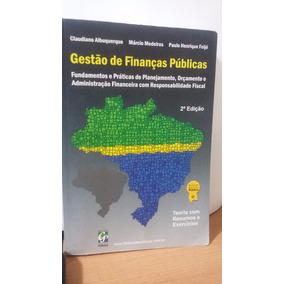 Gestão De Finanças Públicas - 2 Edição Teoria E Exercícios