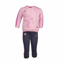 Conjunto Adidas Infantiles Disney Piglet 100 % Originales