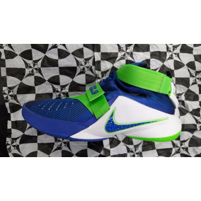 Tennis Tenis Botas Nike Lebron Soldier 9 Hombre