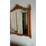 Espectacular Espejo Antiguo Estilo Luis Xvi