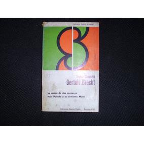 Teatro Completo Bertolt Brecht Año 1961