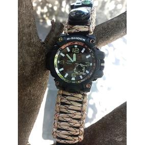 1993427cafe8 Cuerda Paracord Camuflaje - Reloj de Pulsera en Mercado Libre México