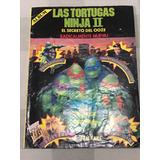 Álbum Tortugas Ninja 2