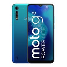 Celular Motorola Moto G8 Power Lite 64gb + 4gb + 5000 Mah