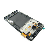 Lcd Display+touch +frame Samsung Galaxy S 2 Ii I9100~black