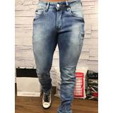 Calça Masculina Hugo Boss | Armani Jeans/ Slim / Original