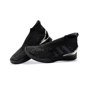 adidas Predator Tango 18+ Tr Boost (negro/plateado)