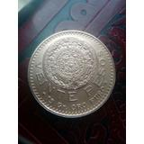 Moneda 20 Pesos Azteca De Oro Ley .900