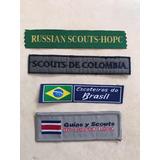 Insignas Y Parches Scouts - Cintas De Asociación