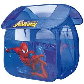 Barraca Toca Casa Infantil Menino Homem Aranha Spider Man