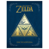 The Legend Of Zelda Encyclopedia Enciclopedia Pasta Dura