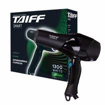 Secador Cabelos Profissional 1300w Smart Taiff 110 Ou 220v
